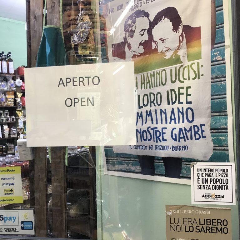 Libero Grassi, Addio Pizzo