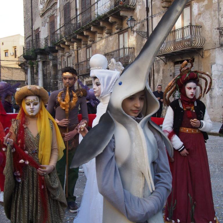 Palermo carnevale