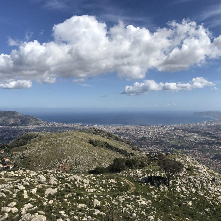 Palermo Vista sul Golfo