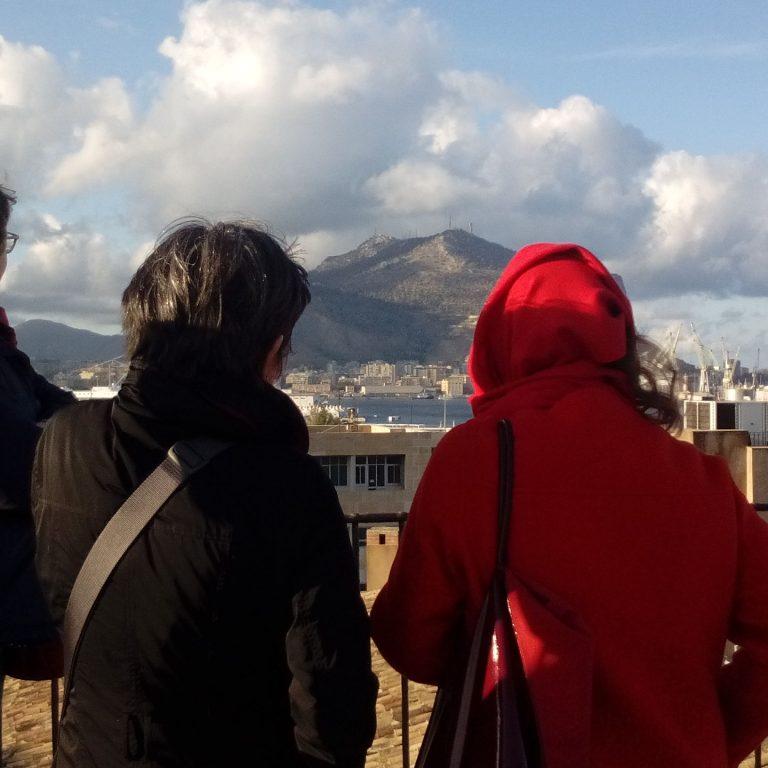 Palermo in inverno, turismo sostenibile